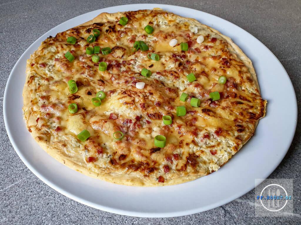 Pizza a la Bergsteiger